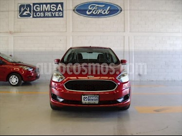 Ford Figo Sedan Elija una version usado (2020) color Rojo precio $244,400