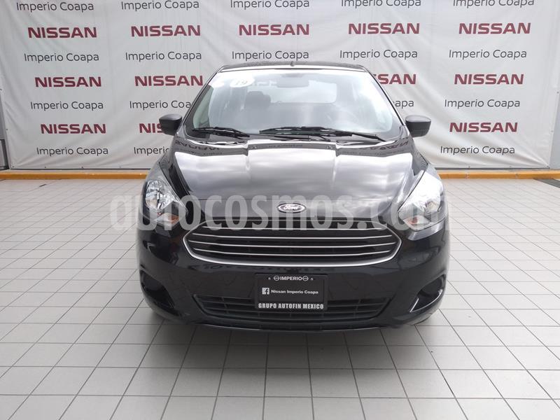 Ford Figo Sedan Impulse usado (2019) color Negro precio $159,000