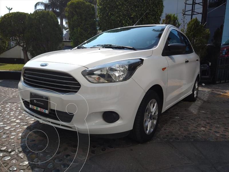 Ford Figo Sedan Energy usado (2018) color Blanco precio $160,000