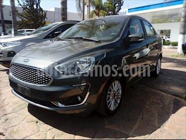 Ford Figo Sedan Titanium Aut usado (2019) color Gris Oscuro precio $235,000