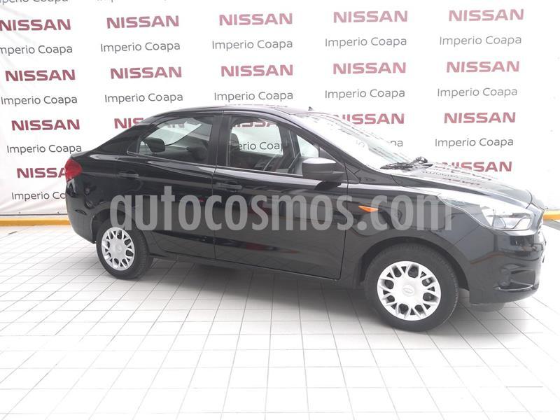 Ford Figo Sedan Impulse A/A usado (2018) color Negro precio $169,000