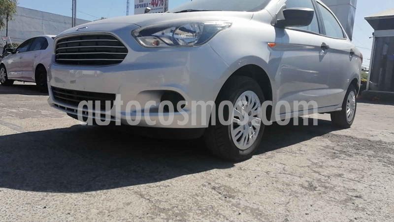Ford Figo Sedan Energy usado (2018) color Plata precio $168,000