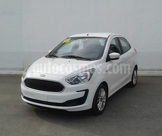Foto Ford Figo Sedan Energy usado (2019) color Blanco precio $204,000