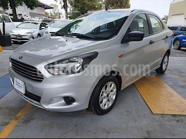 Ford Figo Sedan Energy usado (2017) color Plata precio $149,000