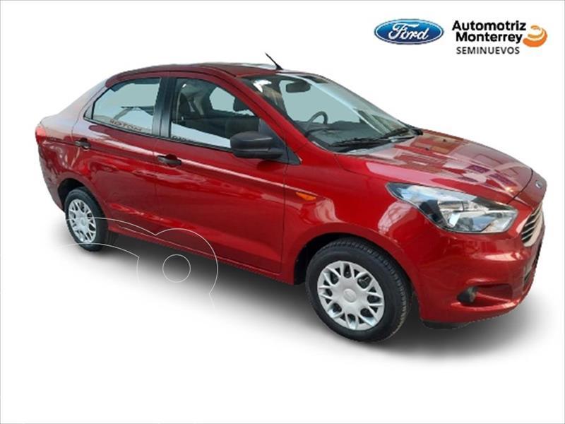 Foto Ford Figo Sedan Impulse A/A usado (2018) color Rojo precio $159,900
