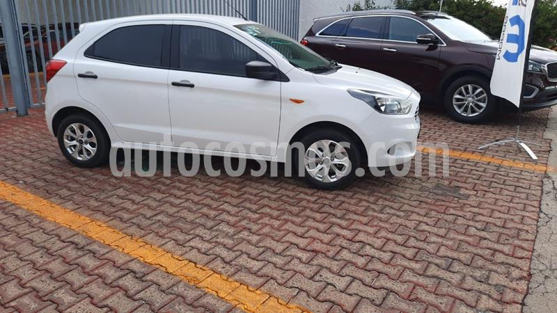 Ford Figo Sedan Energy usado (2016) color Blanco precio $133,000