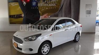 Ford Figo Sedan Energy usado (2017) color Blanco precio $138,864