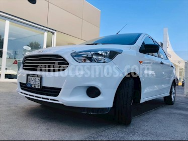 Ford Figo Sedan Energy usado (2017) color Blanco precio $165,000
