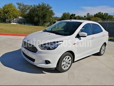 Ford Figo Sedan Titanium usado (2018) color Blanco precio $194,000