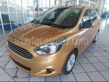 Ford Figo Sedan Energy Aut usado (2016) color Champagne precio $158,000
