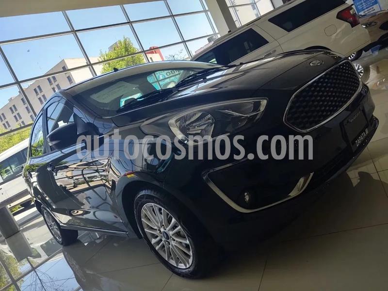 Foto Ford Figo Sedan Titanium Aut nuevo color Negro precio $295,900