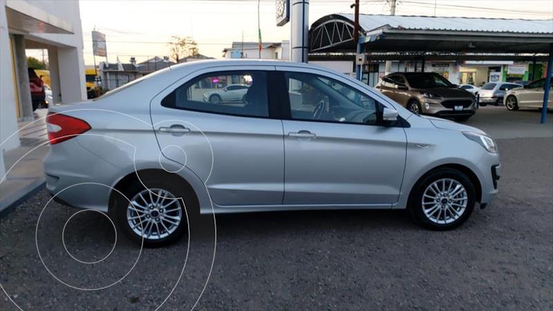 Ford Figo Sedan Energy usado (2019) color Plata precio $175,000