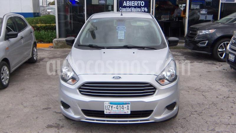 Ford Figo Sedan Energy usado (2018) color Plata precio $175,000