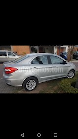 Ford Figo Sedan Energy usado (2019) color Plata Estelar precio $188,000