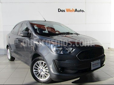 Ford Figo Sedan Energy usado (2019) color Gris Hierro precio $175,000