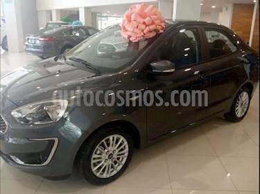 Ford Figo Sedan Titanium Aut nuevo color Negro precio $264,500