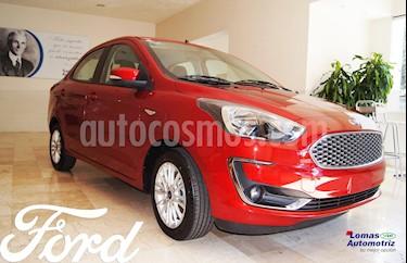 Ford Figo Sedan Titanium Aut nuevo color Rojo Rubi precio $264,500