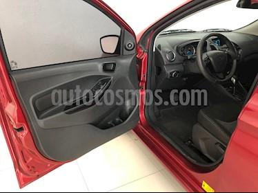 Foto venta Auto Seminuevo Ford Figo Sedan Titanium Aut (2017) color Rojo Rubi precio $179,900