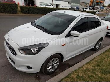 Foto venta Auto usado Ford Figo Sedan Titanium (2018) color Blanco precio $209,000