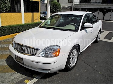 Foto venta Auto usado Ford Five Hundred SEL Piel (2007) color Blanco precio $89,900
