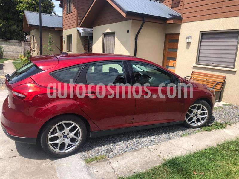 Ford Focus Hatchback SE AT 2.0L usado (2016) color Rojo Cerezo precio $8.200.000