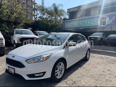 Ford Focus Hatchback SE usado (2016) color Blanco precio $198,000