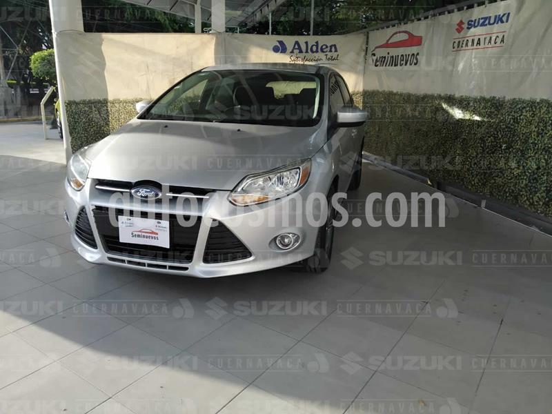 Ford Focus Hatchback SE Sport Aut usado (2012) color Plata Estelar precio $125,000