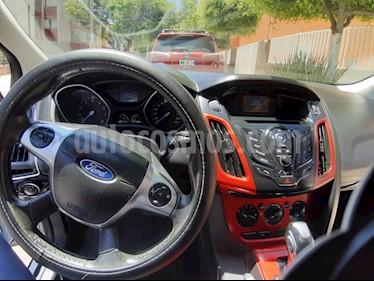 Ford Focus Hatchback Trend Sport Aut usado (2014) color Blanco precio $125,000