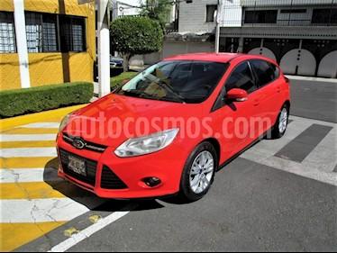 Ford Focus Hatchback Trend Sport Aut usado (2014) color Rojo Racing precio $129,900