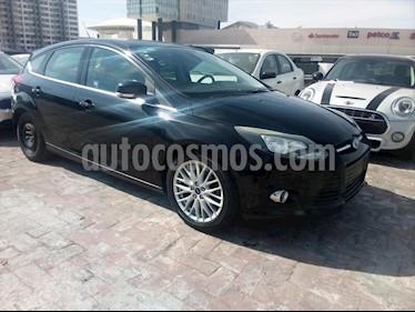 Ford Focus Hatchback 5P TREND SPORT L4 2.0 AUT usado (2014) color Negro precio $158,000