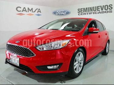 Ford Focus Hatchback SE Aut usado (2016) color Rojo precio $222,900