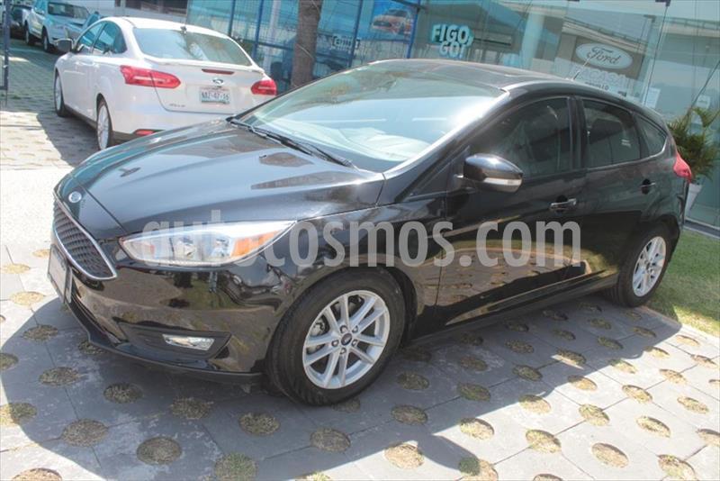 Ford Focus Hatchback SE usado (2017) color Negro precio $225,000