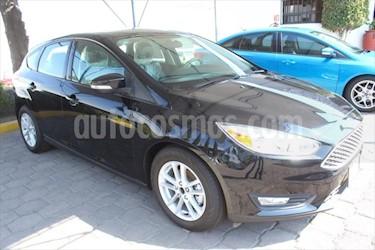 Ford Focus Hatchback SE usado (2017) color Negro precio $299,900