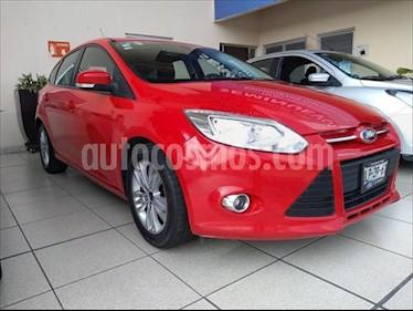 Ford Focus Hatchback Trend Aut usado (2014) color Rojo precio $159,000