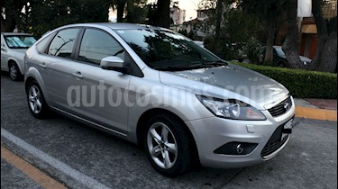 Ford Focus Hatchback Sport usado (2010) color Plata precio $82,500