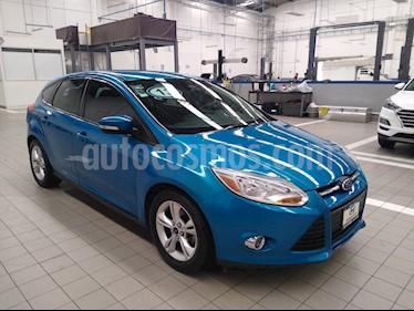 Ford Focus Hatchback SE Sport Aut usado (2013) color Azul precio $135,000