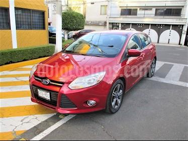 Ford Focus Hatchback SE Sport Aut usado (2012) color Rojo Granate precio $129,900