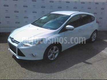 Ford Focus Hatchback SE Aut usado (2013) color Blanco precio $130,000
