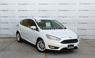 Foto venta Auto usado Ford Focus Hatchback SE Appearance Aut (2015) color Blanco Oxford precio $179,000