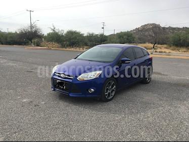 Foto Ford Focus Hatchback SE Aut usado (2013) color Azul precio $143,000