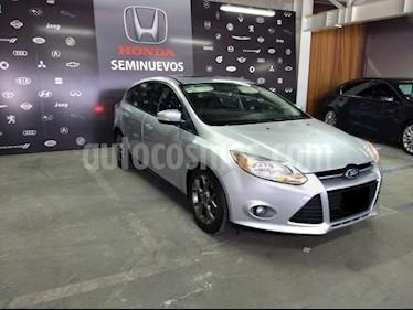 Foto venta Auto usado Ford Focus Hatchback SE Aut (2013) color Plata precio $147,000