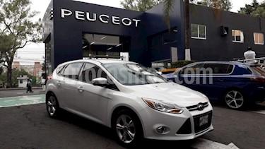 Foto venta Auto usado Ford Focus Hatchback SE Aut (2013) color Blanco Oxford precio $137,900