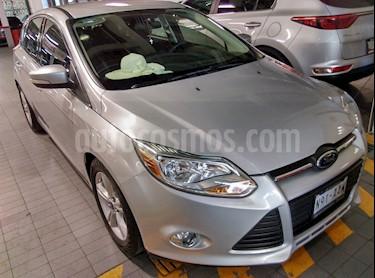 Foto venta Auto usado Ford Focus Hatchback SE Aut (2014) color Plata Estelar precio $140,000