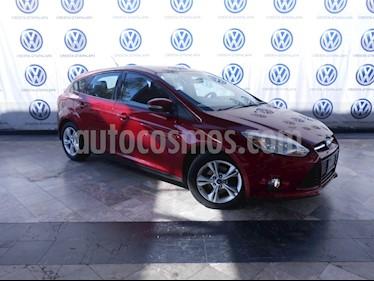 Foto venta Auto usado Ford Focus Hatchback SE Aut (2013) color Rojo precio $150,000