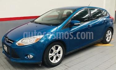 Foto venta Auto usado Ford Focus Hatchback SE Aut (2013) color Azul precio $137,000