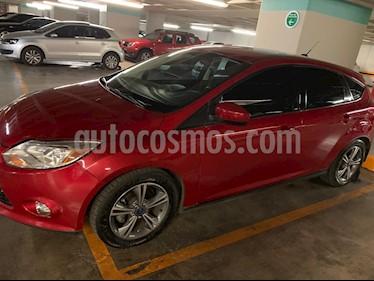 Ford Focus Hatchback SE Aut usado (2012) color Rojo Rubi precio $110,000