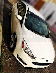 Ford Focus Hatchback SE Luxury Aut usado (2016) color Blanco precio $217,000