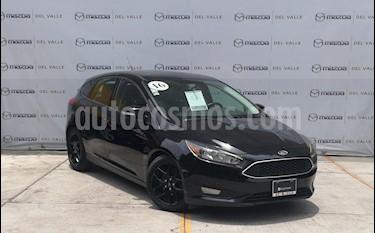 Foto venta Auto usado Ford Focus Hatchback SE Luxury Aut (2016) color Negro precio $210,000