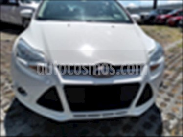 Foto Ford Focus Hatchback SE Plus Aut usado (2013) color Blanco precio $150,000