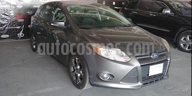 Foto venta Auto usado Ford Focus Hatchback SE Plus Aut (2013) color Gris precio $154,000